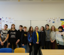Konverzační soutěž v angličtině